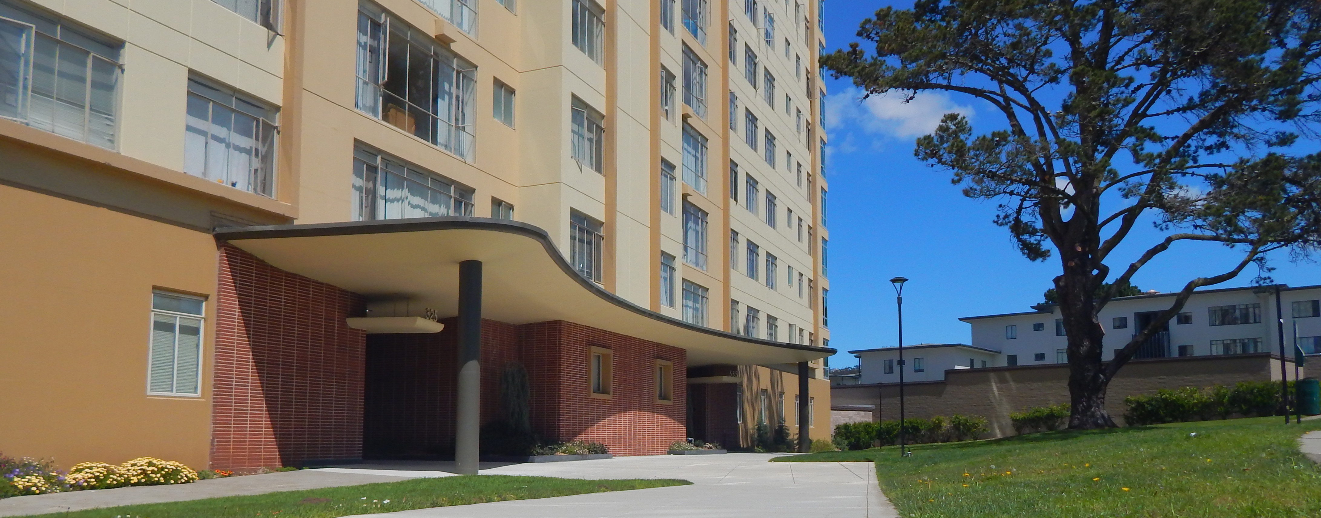 University Park North High Rise Apartments