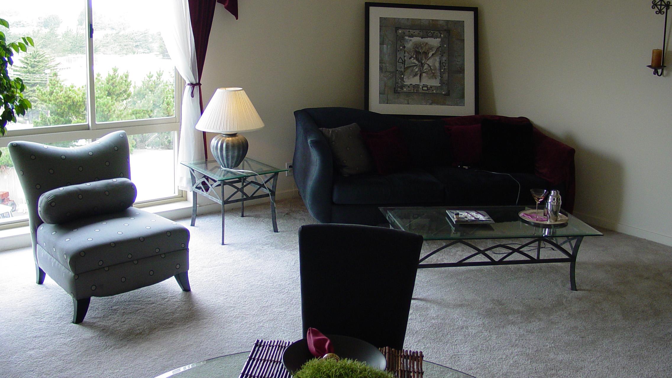University Park North Living Room