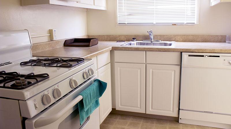 University Park South Kitchen